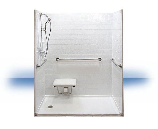 Lake Tub to Walk in Shower Conversion by Independent Home Products, LLC